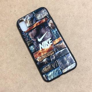 ナイキ(NIKE)のiPhone Xケース NIKE ナイキ(iPhoneケース)