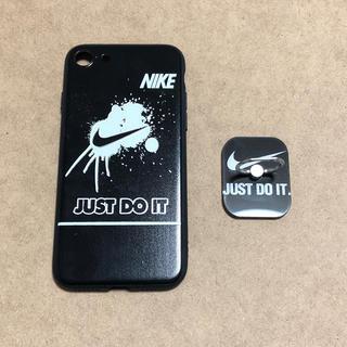 ナイキ(NIKE)のiPhone8ケース スマホリング NIKE(iPhoneケース)