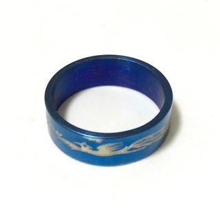 同時購入で250円 ステンレス指輪鳳凰(リング(指輪))