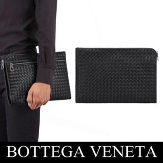 ボッテガヴェネタ(Bottega Veneta)のBottega  クラッチバッグ(セカンドバッグ/クラッチバッグ)