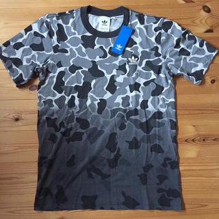 アディダス(adidas)の【新品】adidas CAMO DIPPED Tシャツ Lサイズ(Tシャツ/カットソー(半袖/袖なし))