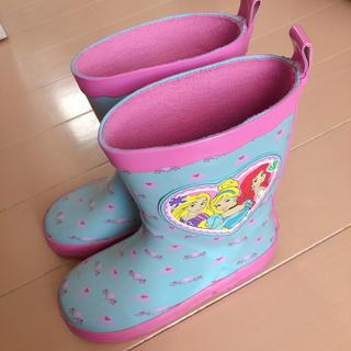ディズニー(Disney)の18センチ★ディズニープリンセス★長靴(長靴/レインシューズ)