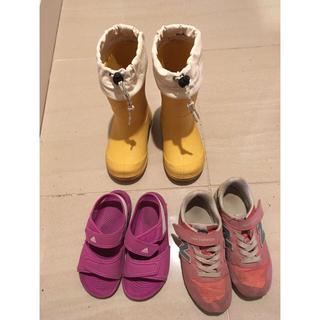 ムジルシリョウヒン(MUJI (無印良品))の専用(長靴/レインシューズ)