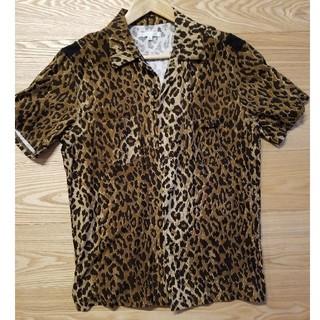 ディスカバード(DISCOVERED)のdiscovered ディスカバード レオパードシャツ(シャツ)