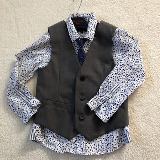 d19310dbed9fb ポールスミス(Paul Smith)のポールスミスジュニア シャツ ベスト ネクタイ セット(ドレス