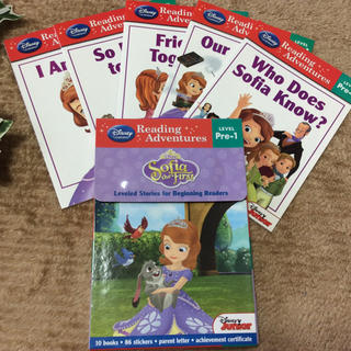 sofia the first ソフィア 英語の絵本(洋書)