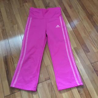 アディダス(adidas)のキッズ ズボン(パンツ/スパッツ)