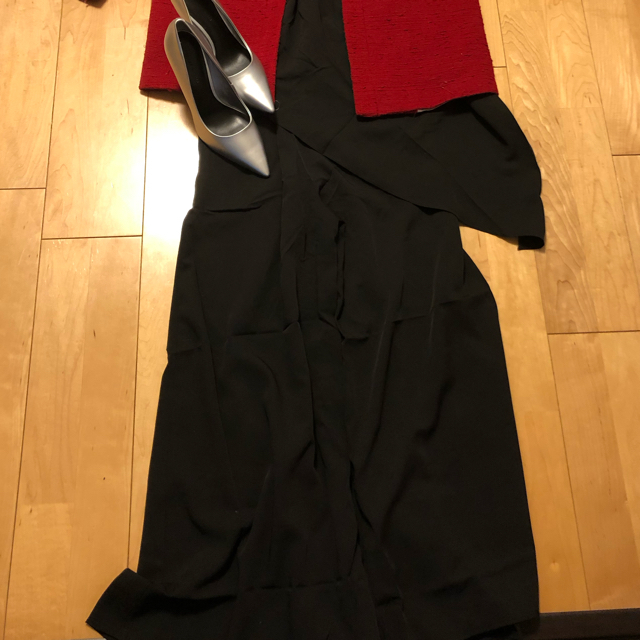 b7b6efb185427 ZARA(ザラ)のセットアップ 結婚式 二次会 パーティ レディースのフォーマル ドレス(