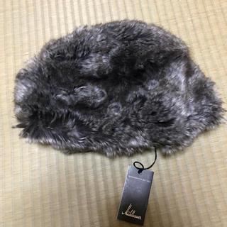 カシラ(CA4LA)のMUHLBAUER(ミュール バウアー)ファーニット帽(ニット帽/ビーニー)