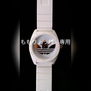 アディダス(adidas)のAdidas アディダス ウオッチ サンティアゴ ADH2918 完全作動品(腕時計(アナログ))