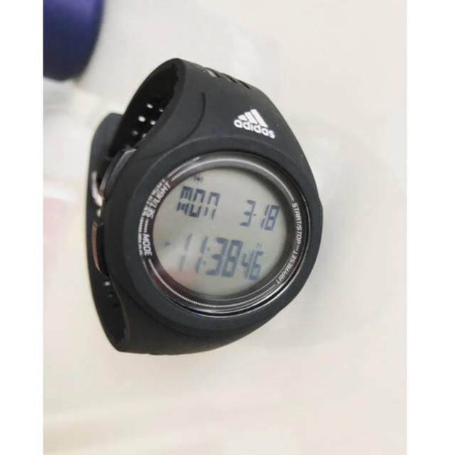 adidas(アディダス)のアディダス デジタル時計  メンズの時計(腕時計(デジタル))の商品写真