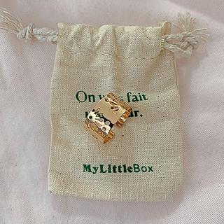 フランフラン(Francfranc)のmylittlebox リング(リング(指輪))