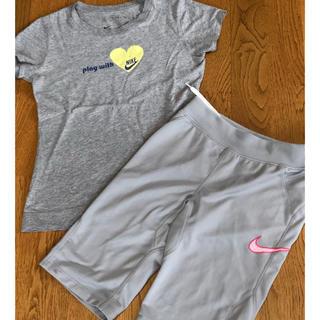 ナイキ(NIKE)のナイキ 半袖、短パンセット(Tシャツ/カットソー)