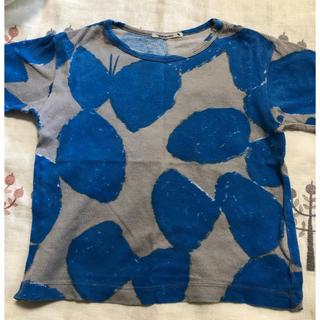 ミナペルホネン(mina perhonen)のミナペルホネン*slow dance*kidsカットソーTシャツ(Tシャツ/カットソー)