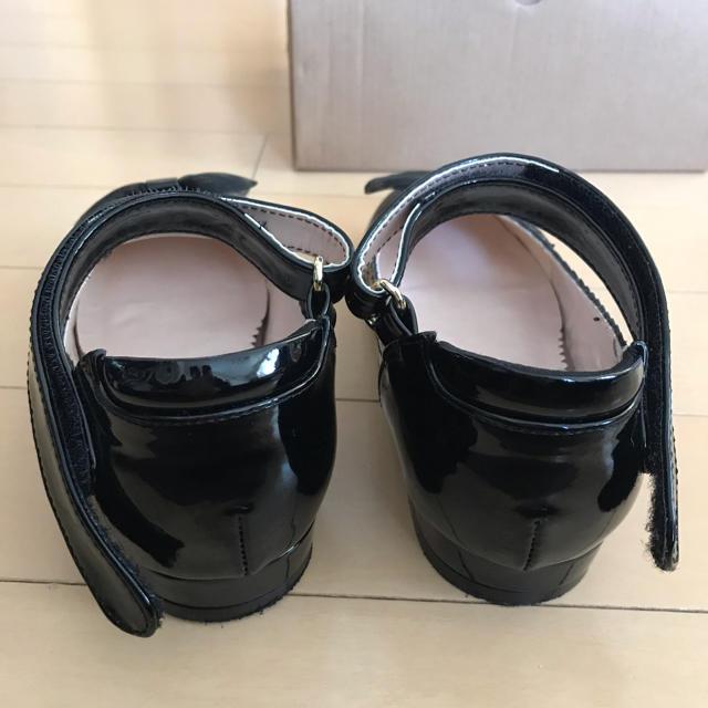axes femme(アクシーズファム)のaxes kids  フォーマルパンプス キッズ/ベビー/マタニティのキッズ靴/シューズ(15cm~)(フォーマルシューズ)の商品写真
