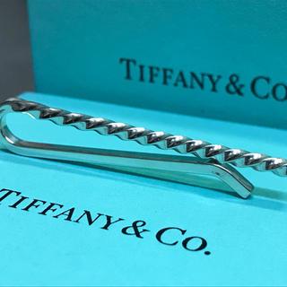 ティファニー(Tiffany & Co.)のティファニー スピニング ネクタイピン タイピン タイバー(ネクタイピン)
