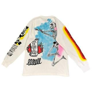アディダス(adidas)のKanye West Wes Lang Bird メンズ スウェット M(Tシャツ/カットソー(七分/長袖))