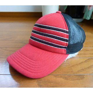 アディダス(adidas)の【adidas】アディダス CAP 野球帽 57~60㎝(帽子)