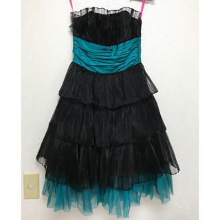 77d32f9e8f8f6 ベッツィジョンソン(BETSEY JOHNSON)のベッツィージョンソン ドレス Sサイズ(ミディアムドレス)