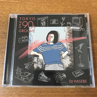 DJ HASEBE TOKYO NEO90sGROOVE MIX CD(ヒップホップ/ラップ)
