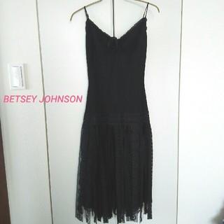 7d204257a7553 ベッツィジョンソン(BETSEY JOHNSON)のBETSEY JOHNSON ベッツィジョンソン☆パーティドレス サイズS