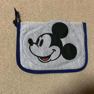 ディズニー(Disney)のミッキー 母子手帳ケース(母子手帳ケース)