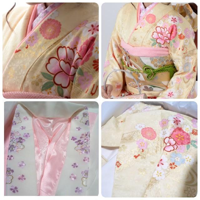 🌸振袖🌸成人式一式セット🌸 レディースの水着/浴衣(振袖)の商品写真