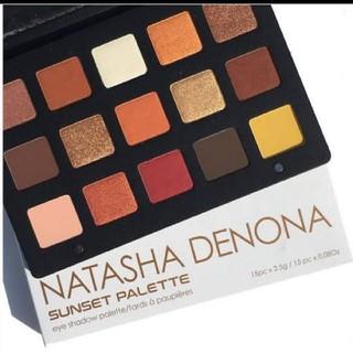 セフォラ(Sephora)のNATASHA DENONA  SUNSETPALETTE サンセットパレット(アイシャドウ)