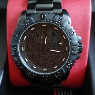 422709939a ルミノックス(Luminox)のルミノックス ブラックアウト 腕時計 メンズ(腕時計(アナログ))
