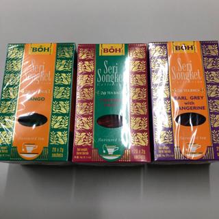 BOH - BOH 紅茶3箱