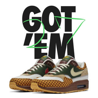 ナイキ(NIKE)のNIKE AIR MAX SUSAN MISSING LINK(スニーカー)