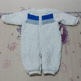 コムサイズム(COMME CA ISM)のコムサイズム ジャンプスーツ防寒着カバーオール50~80㎝(ジャケット/コート)