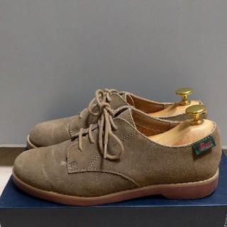 ジーエイチバス(G.H.BASS)のvintage G.H.BASS 本革スエードレザーシューズ  (ローファー/革靴)