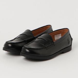 ポロラルフローレン(POLO RALPH LAUREN)のポロ ラルフローレン ローファー 24㎝(ローファー/革靴)