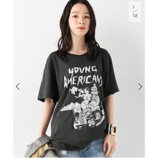 ジャーナルスタンダード(JOURNAL STANDARD)の【バーキングアイアンズ】Young Americans Tシャツ(Tシャツ(半袖/袖なし))