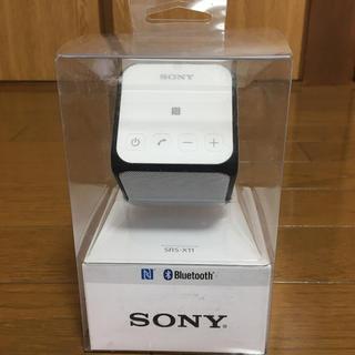 ソニー(SONY)のSONY SRS-X11 WC ワイヤレスポータブルスピーカー(スピーカー)