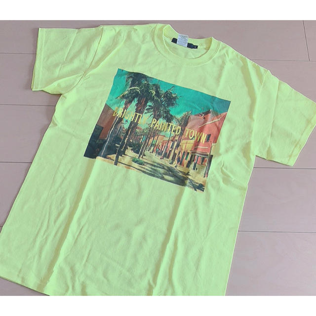 RAGEBLUE(レイジブルー)のRAGEBLUE プリントTシャツ メンズのトップス(Tシャツ/カットソー(半袖/袖なし))の商品写真