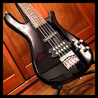 SX ワーウィック モデル タイプ 5弦ベース 中古 美品 レア(エレキベース)