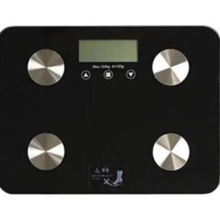 【バカ売れ】超薄型ヘルスメーター 体重計・体組成計(体重計)
