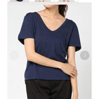 シー(SEA)のVINTAGE 丸胴VネックTEE (Tシャツ(半袖/袖なし))