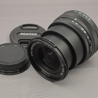 ペンタックス(PENTAX)のペンタックスDA L18-50mmF4-5.6DC WR RE(レンズ(ズーム))