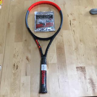 ウィルソン(wilson)の本日のみ!WILSN CLASH 100 ウィルソン クラッシュ テニスラケット(ラケット)