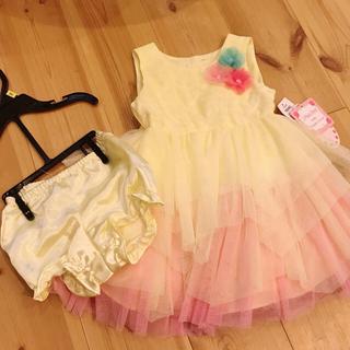 b2b510d4d111e ピンクドレス 12M 75〜80. ¥900. コストコ(コストコ)のキッズ ドレス ワンピース(セレモニードレス スーツ)