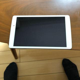 エルジーエレクトロニクス(LG Electronics)のau専用 Qua tab PX(タブレット)