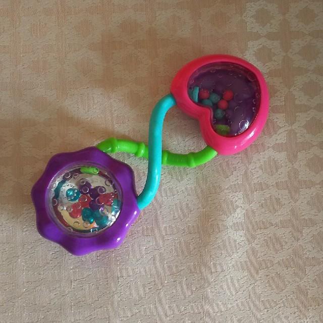 ブライトスターツ キッズ/ベビー/マタニティのおもちゃ(がらがら/ラトル)の商品写真