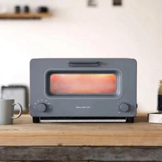 バルミューダ(BALMUDA)の2019年4月購入 バルミューダ トースター グレー K01E-GW 無記名保証(調理機器)