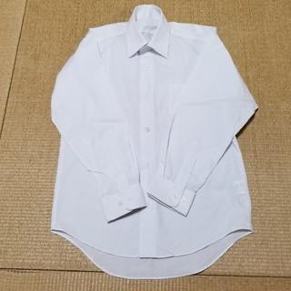 シマムラ(しまむら)のカッターシャツ ブラウス140双子②(ブラウス)