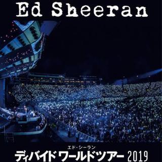 Ed Sheeran 大阪公演(S席1枚)(海外アーティスト)