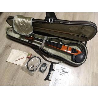 ヤマハ(ヤマハ)のヤマハ サイレントバイオリン SV-100S(ヴァイオリン)