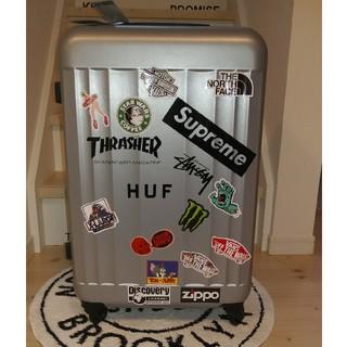 シュプリーム(Supreme)のキャリーケーススーツケース(スーツケース/キャリーバッグ)